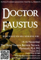 Gadzooks production of Doctor Faustus